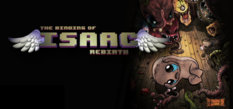 The Binding of Isaac: Rebirth Steam Gift [RU|CIS|VPN]