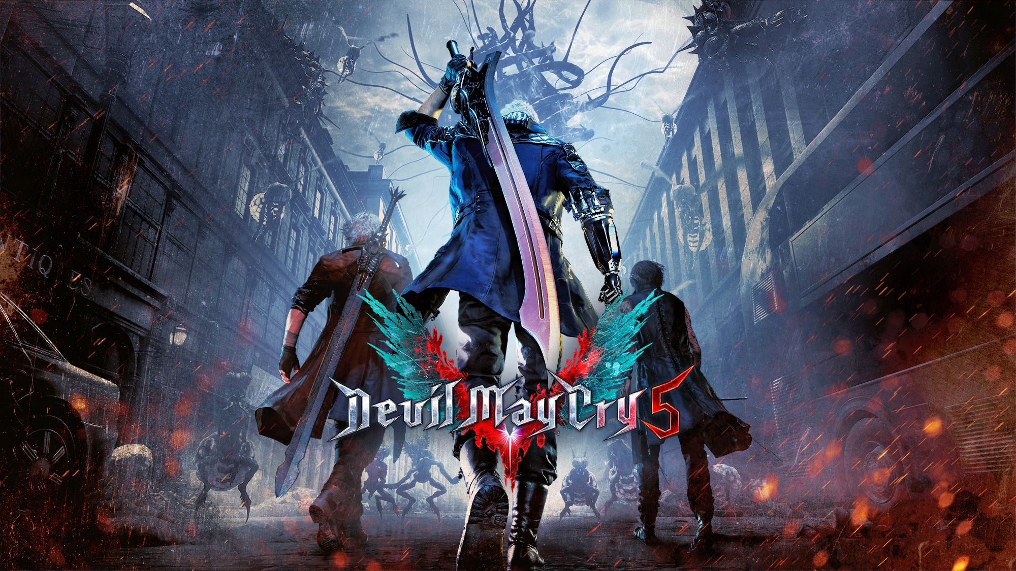 Devil May Cry 5 Offline Activation 2019