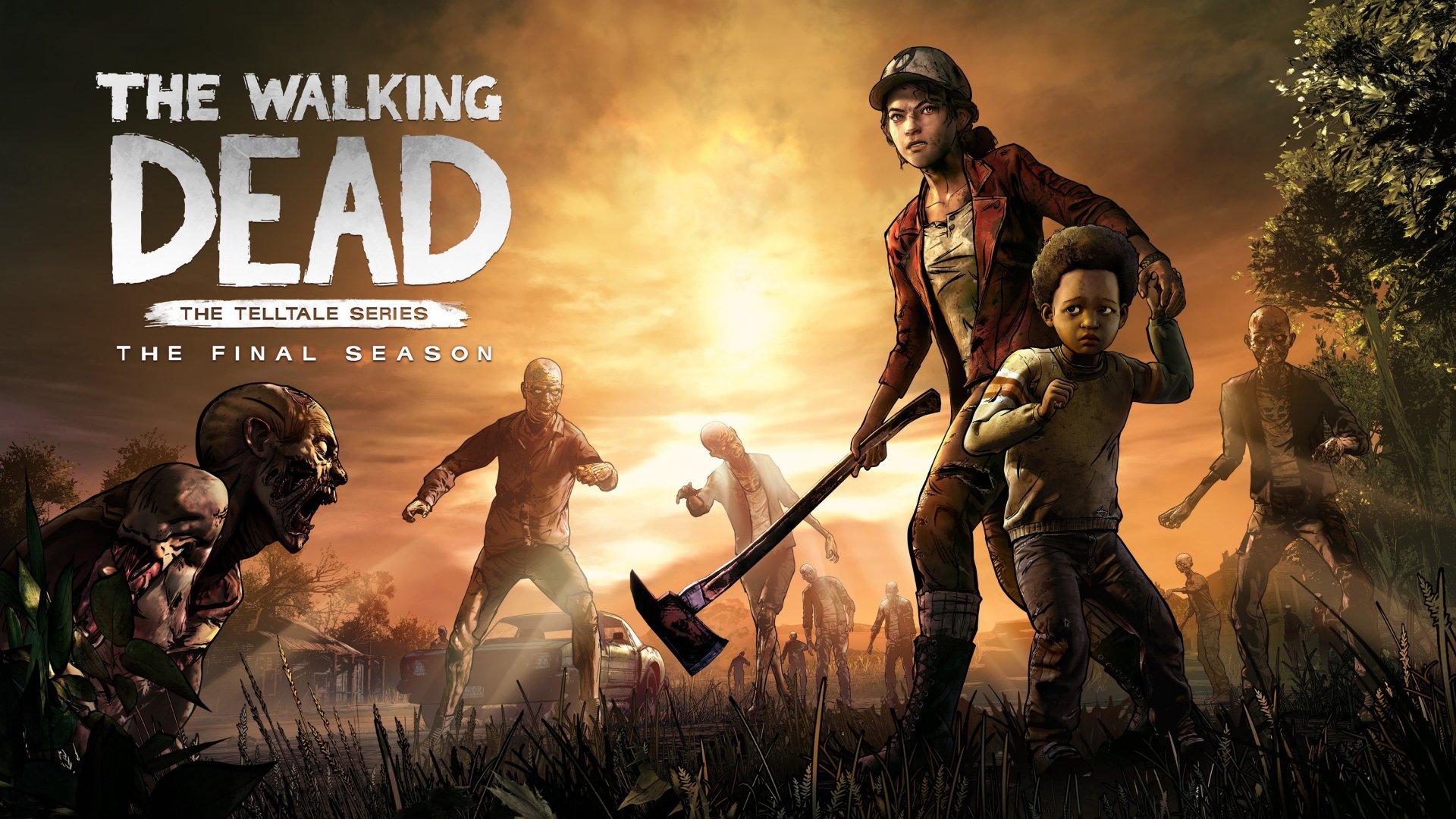 The Walking Dead: The Final Season offline activation 2019