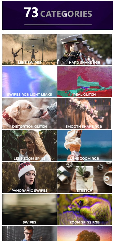 Modern Transitions | For Premiere PRO videohive
