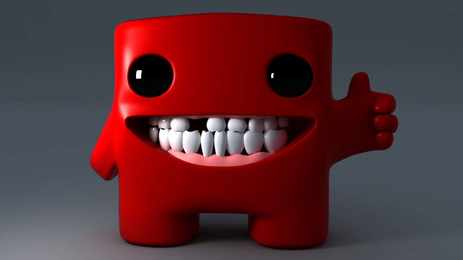 Super Meat Boy (Buka Steam)