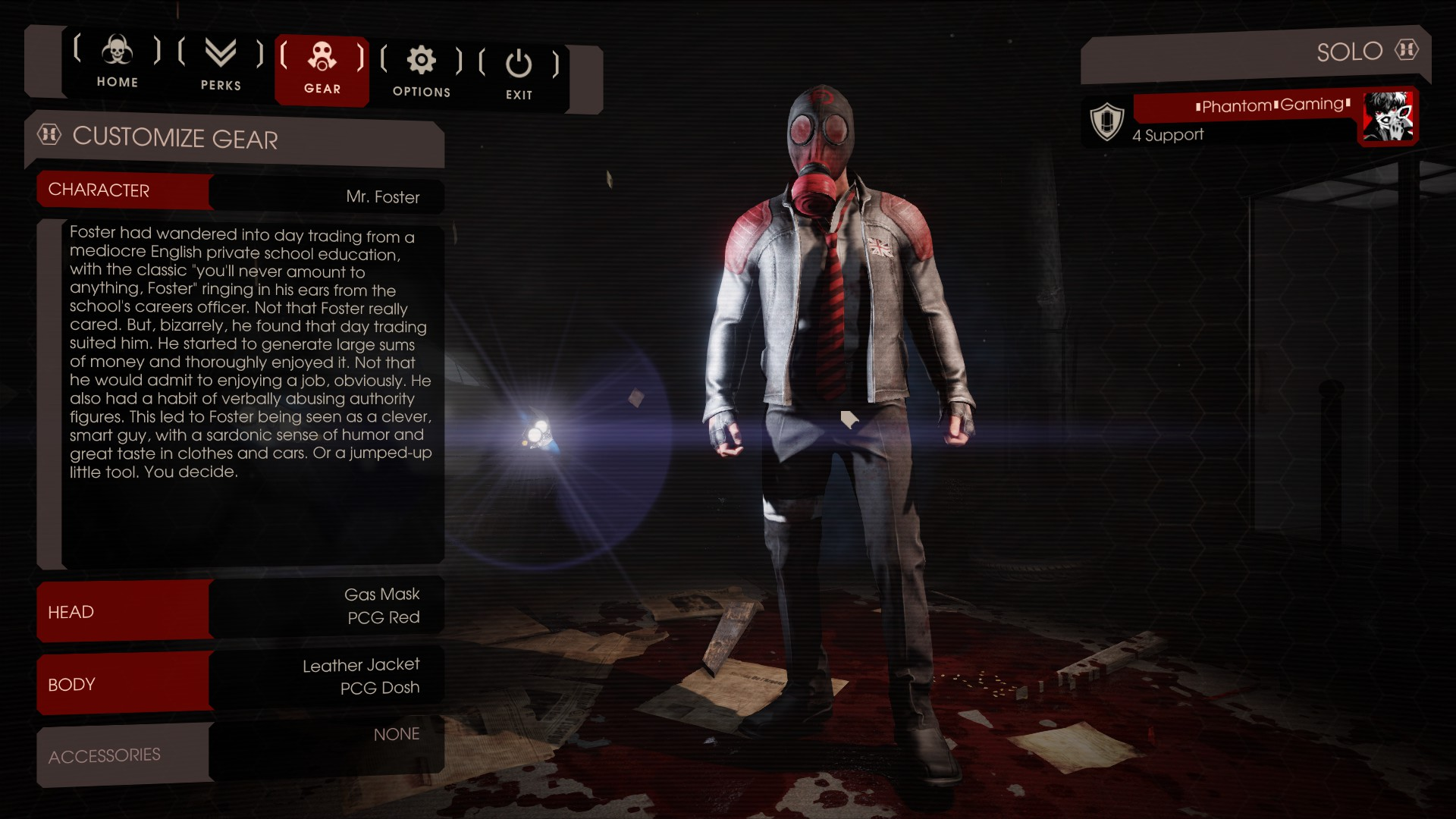 Buy killing floor 2 mr foster dosh skin steam dlc pc for Pc gamer killing floor 2