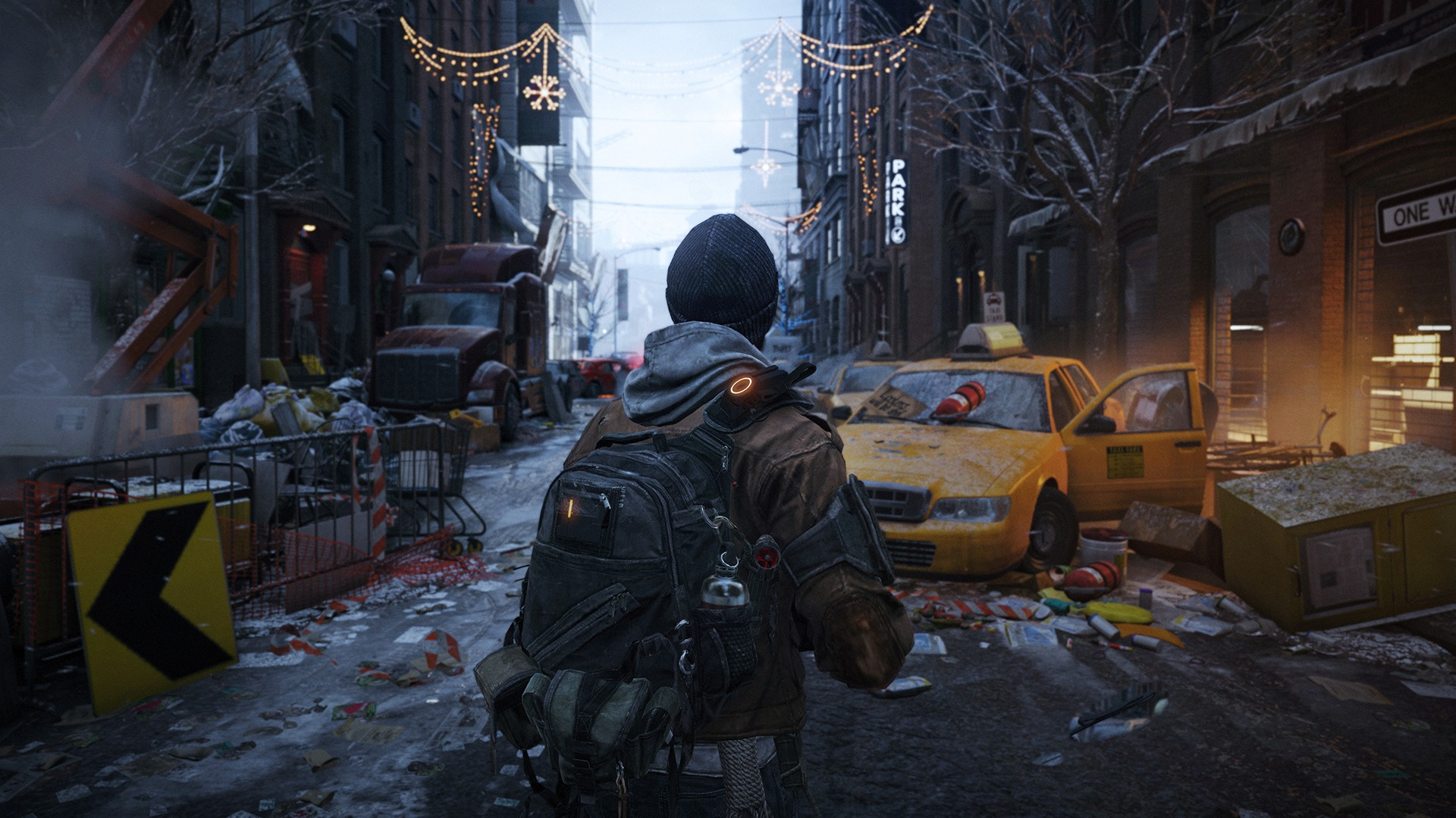 Tom Clancy`s The Division Beta Account PC Uplay