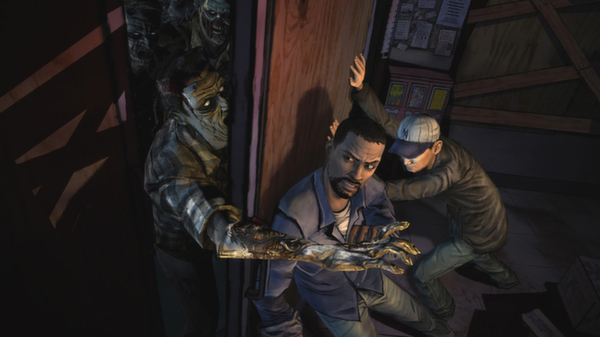 The Walking Dead: Season 1 Steam Key Region Free