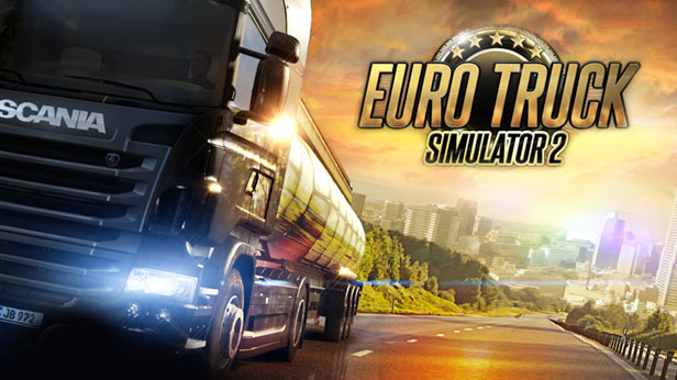 Euro Truck Simulator 2  [Steam Gift/RU+CIS]
