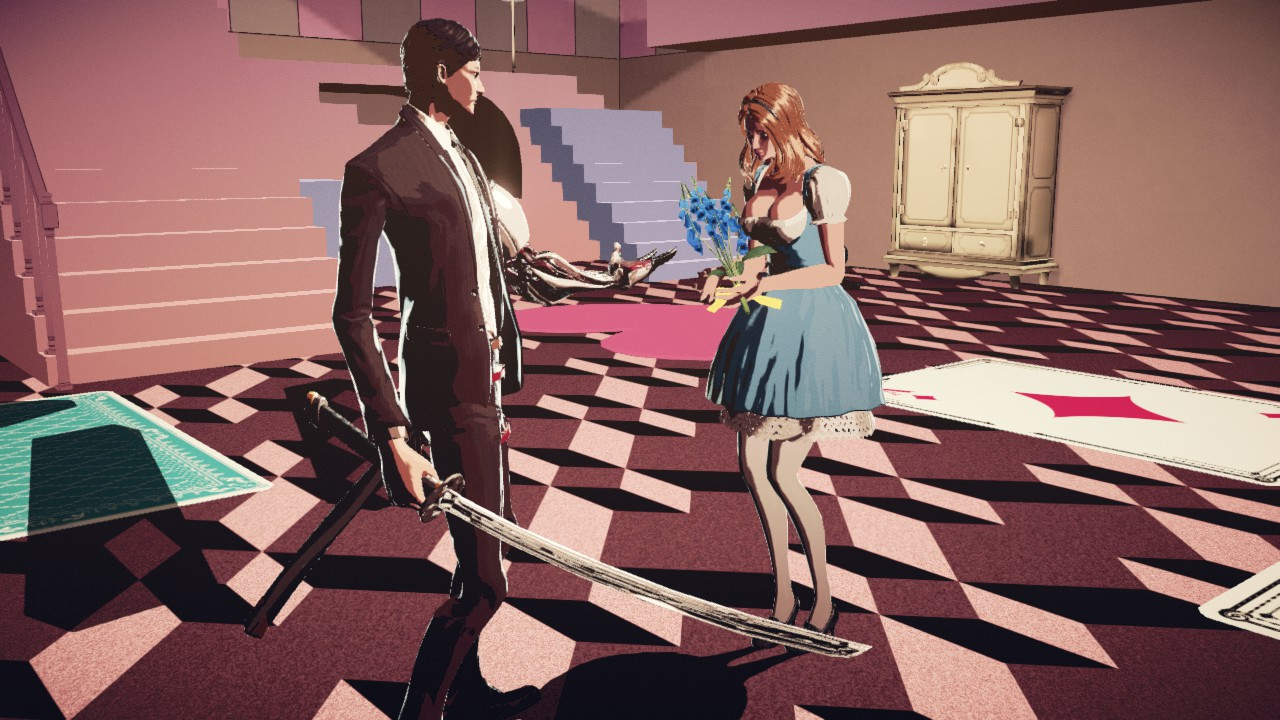 Killer is Dead (Steam Gift / RU + CIS)