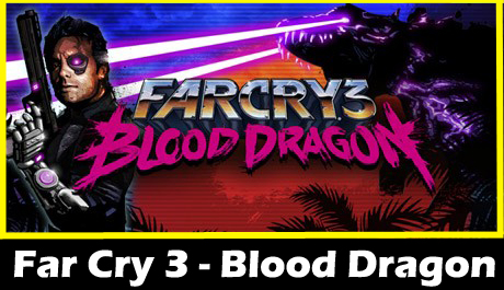 Far Cry 3 - Blood Dragon (Steam Gift / RU + CIS)
