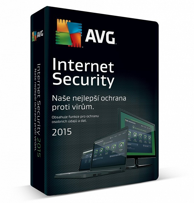 AVG Internet Security 2016 1 PC / 1 year protection