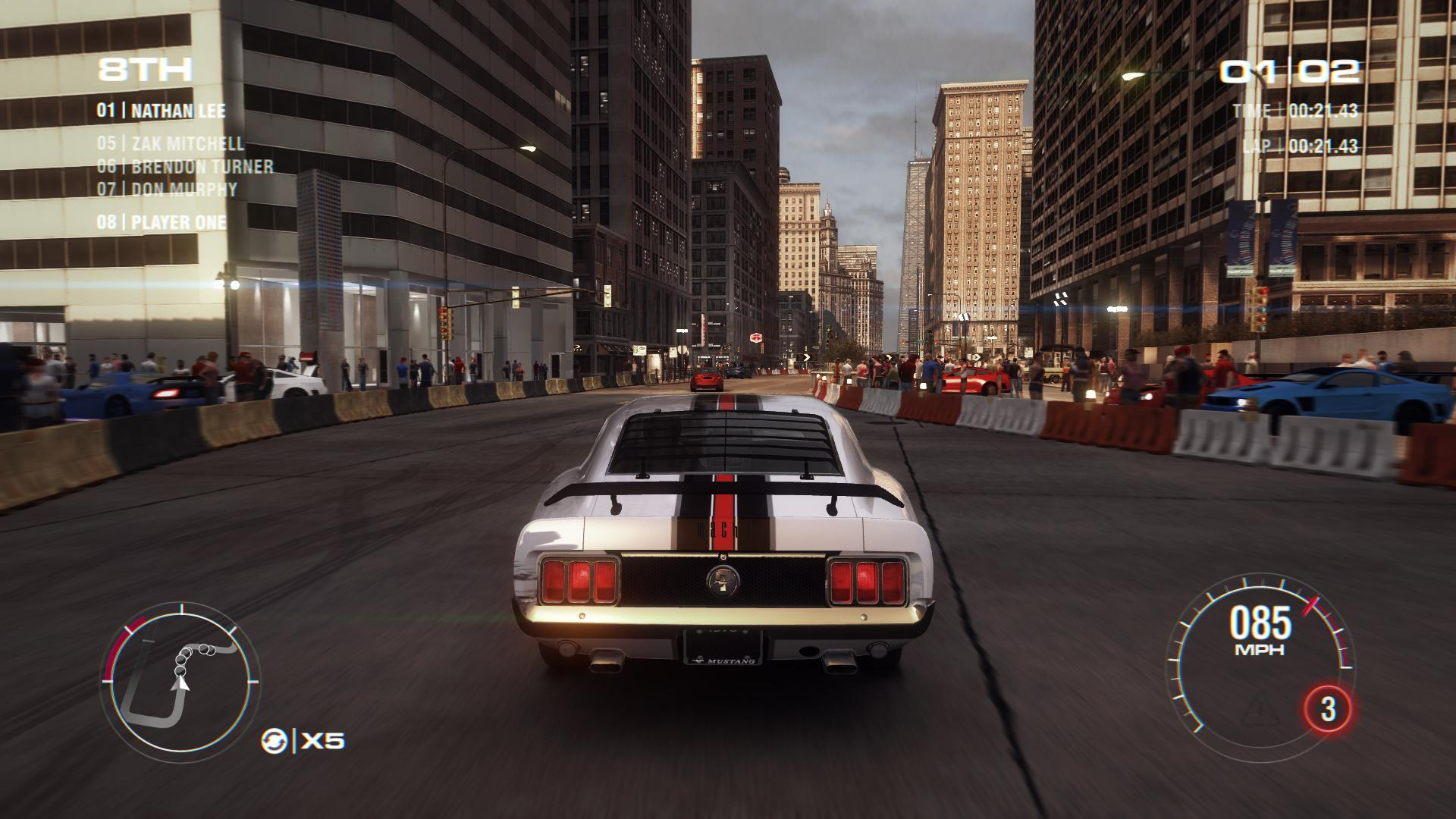Grid 2 Reloaded Edition [SteamGift/RU+CIS]+gift