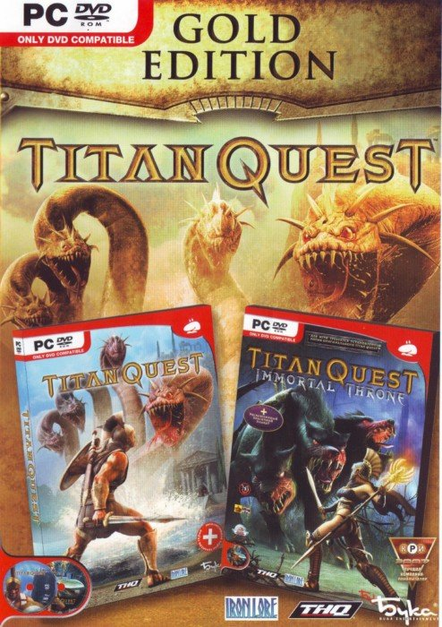 Titan Quest Gold [Steam Key / RU + CIS]