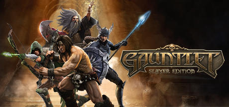 Gauntlet Slayer Edition [Steam Gift / RU CIS] + подарок