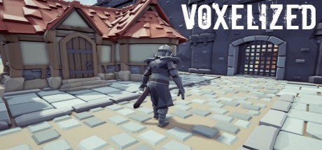 Voxelized [Steam Gift/RU+CIS]