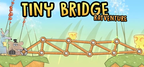 Tiny Bridge: Ratventure [Steam Gift/RU+CIS]