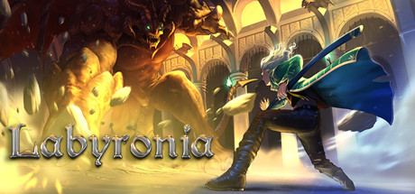 Labyronia RPG [Steam Gift/RU+CIS]