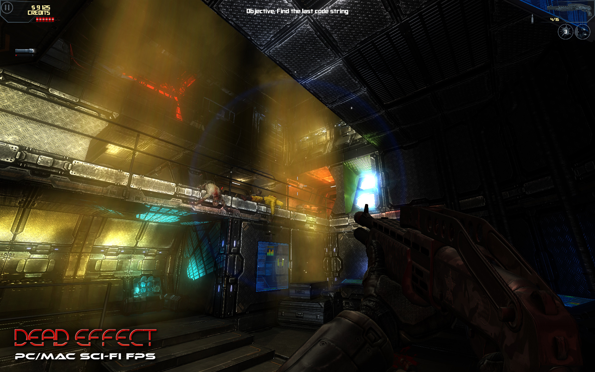 Dead Effect [SteamGift/RU+CIS]