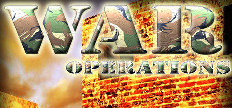 War Operations [SteamGift/Region Free]