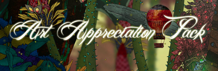 Art Appreciation Pack (3 in 1) [Steam Gift/RU+CIS]
