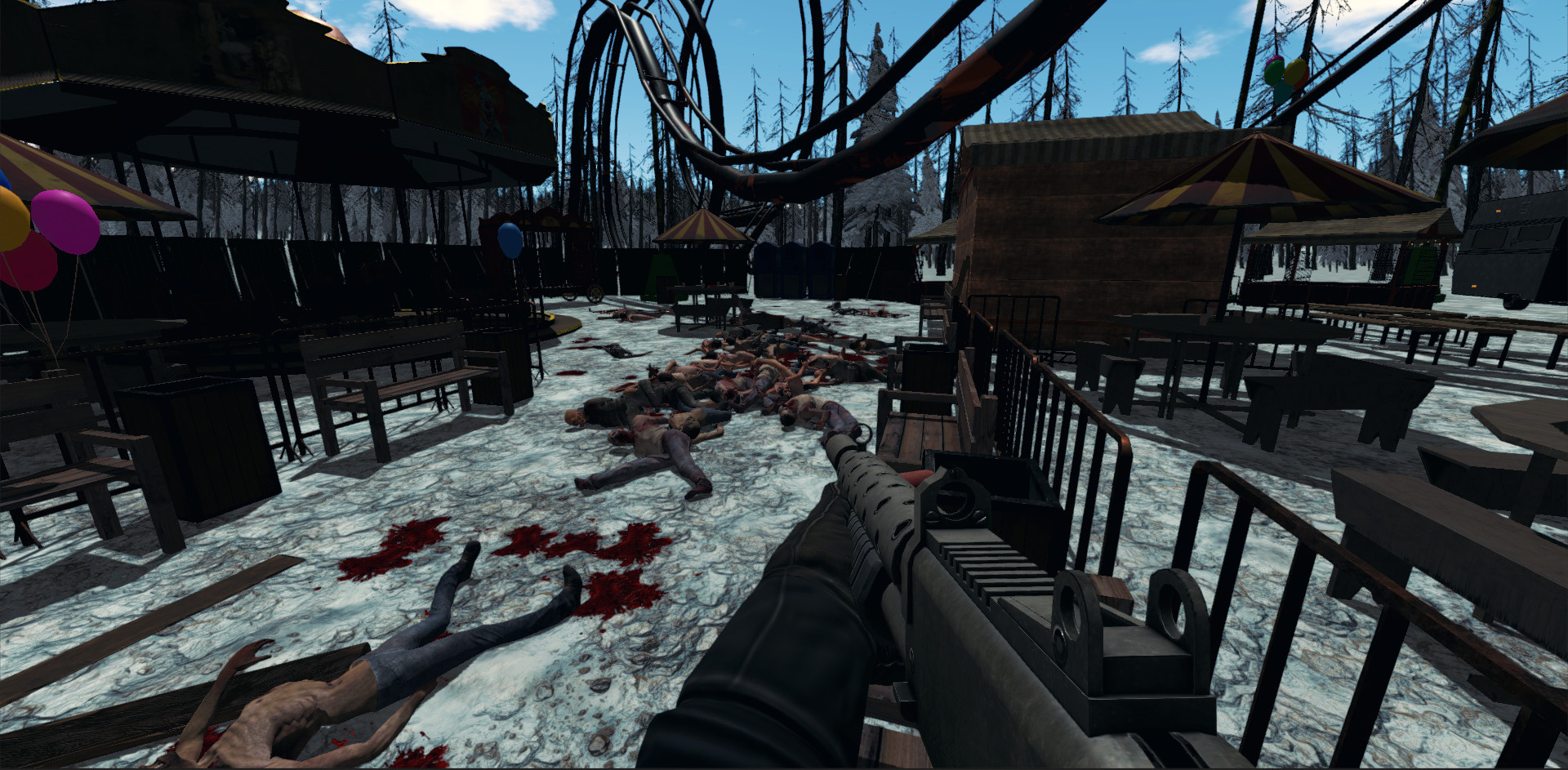 Survival Zombies The Inverted Evolution[SteamGift/RUCIS