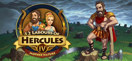 12 Labours of Hercules IV:Mother Nature[Gift/RU+CIS]