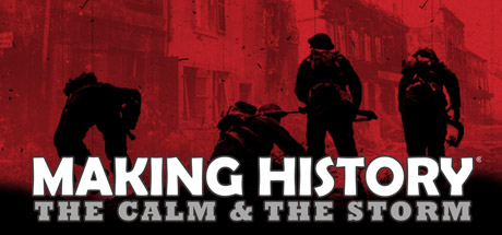 Making History: The Calm & the Storm[Gift/Region Free]