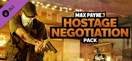 Max Payne 3: DLC Hostage Negotiation Pack [Gift/RF]