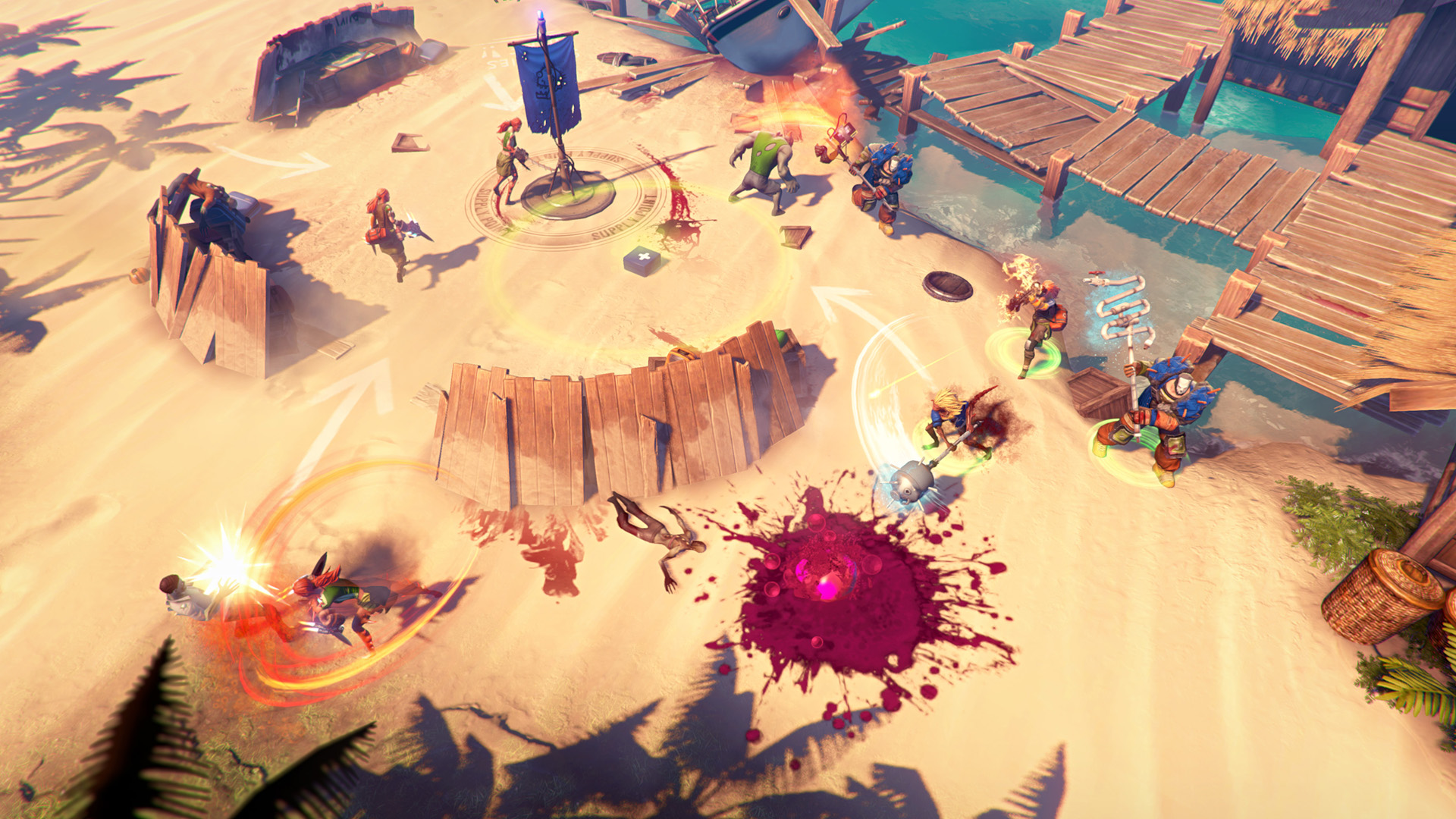 Dead Island: Epidemic [Steam Gift/Region Free]