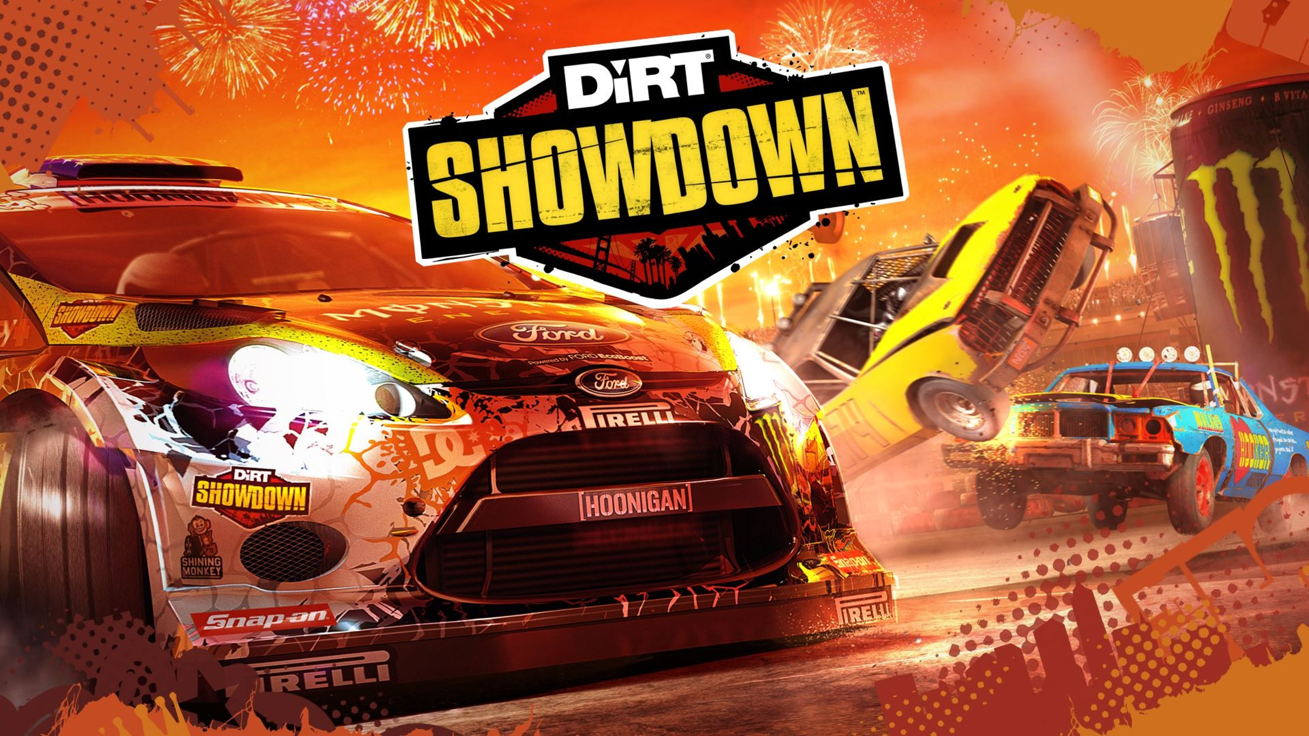 DiRT Showdown [Steam Gift/RU+CIS]