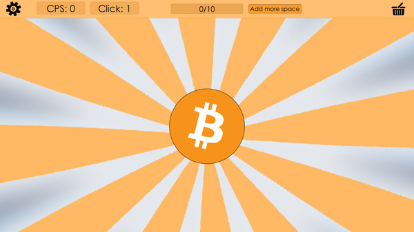 Bitcoin Clicker [Steam Key/Region Free]