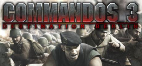 Commandos 3: Destination Berlin [Steam Gift/RU+CIS] 2019