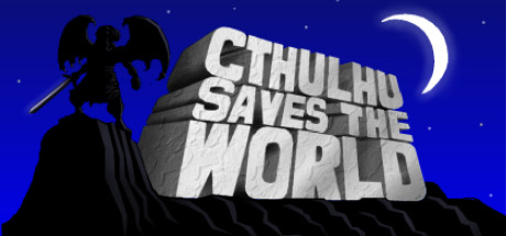 Cthulhu Saves the World [Steam Gift/Region Free] 2019