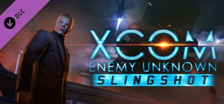 XCOM: Enemy Unknown - Slingshot Pack [Gift/Region Free]