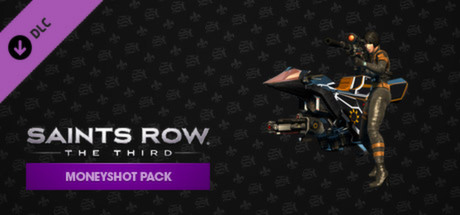 DLC Saints Row: The Third - Money Shot Pack [Gift/ROW]