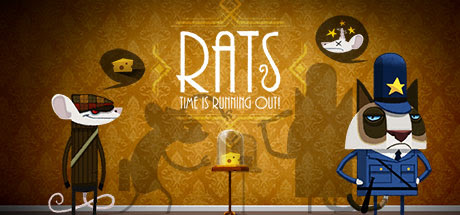 Rats - Time is running out! [Steam Gift/RU+CIS]