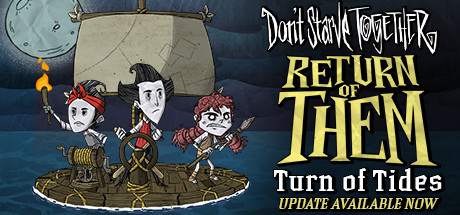 Don´t Starve Together [Steam Gift/Region Free]
