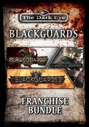 Blackguards Franchise Bundle. Steam gift CIS/RU.