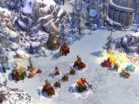 Heroes of Might & Magic V: Hammers of Fate. Uplay. ROW