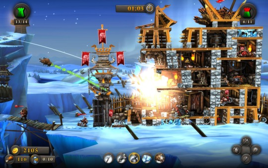 Castlestorm Complete Edition. Region free Steam CD-KEY.