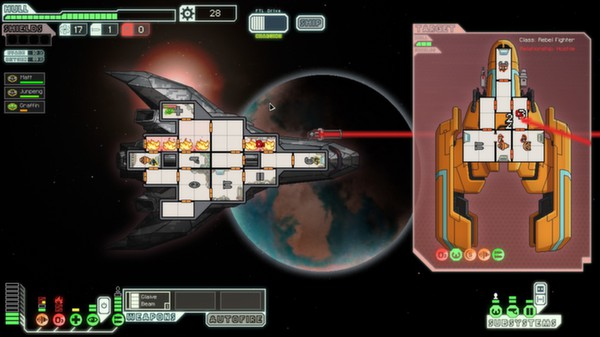 FTL: Faster Than Light. Steam gift. RU/CIS.