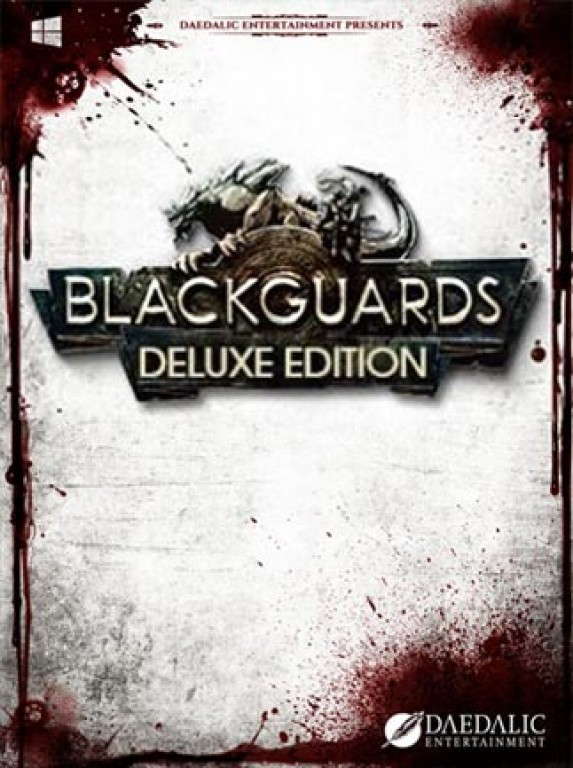 Blackguards: Deluxe Edition. Steam gift. Region free