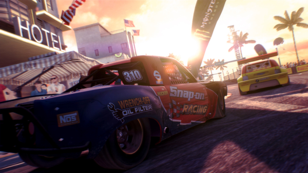 Dirt: Showdown. Steam CD-Key RU/CIS
