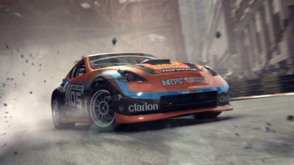 GRID 2 - Drift Pack. Steam CD-KEY RU/CIS