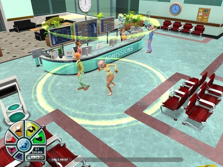 Hospital Tycoon. Steam CD-KEY RU/CIS