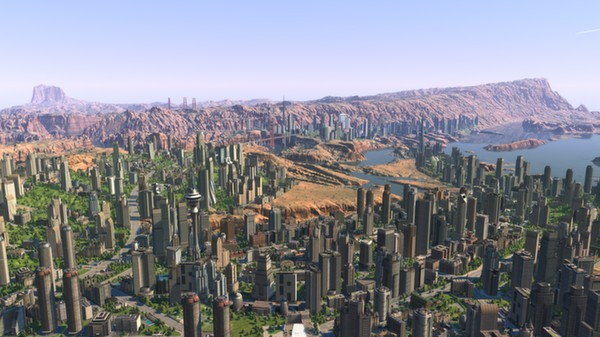 Cities XL Platinum. Steam gift. Region free.