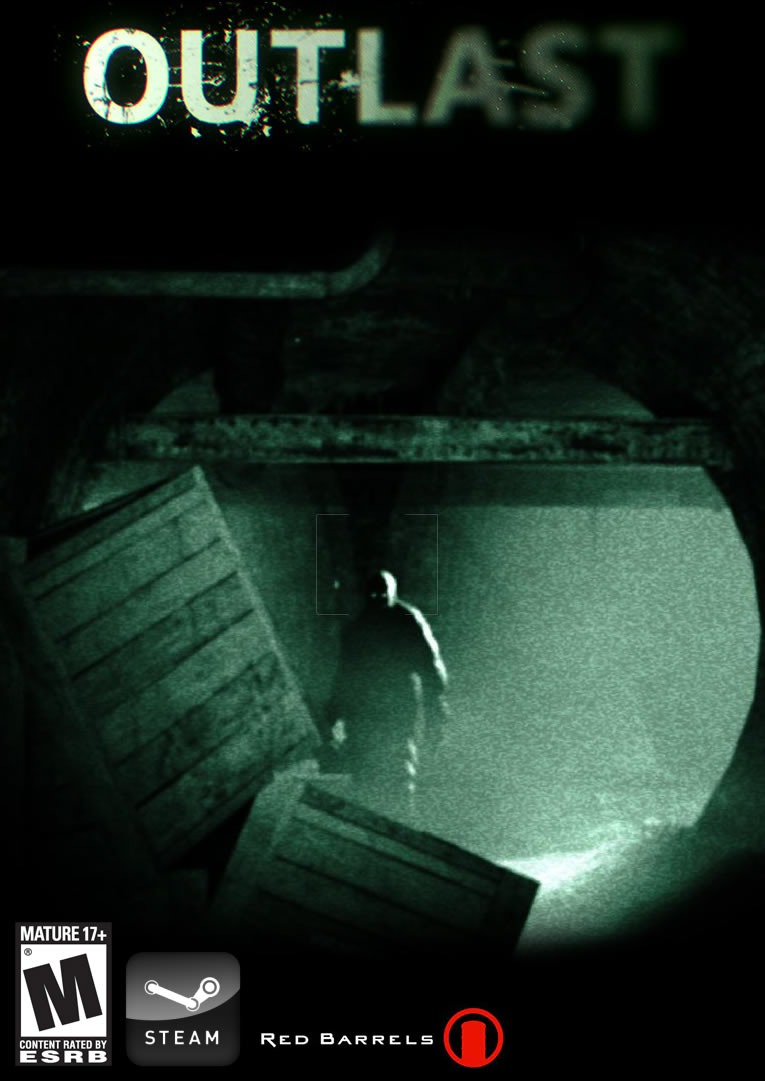 Outlast. Steam gift. RU / CIS.