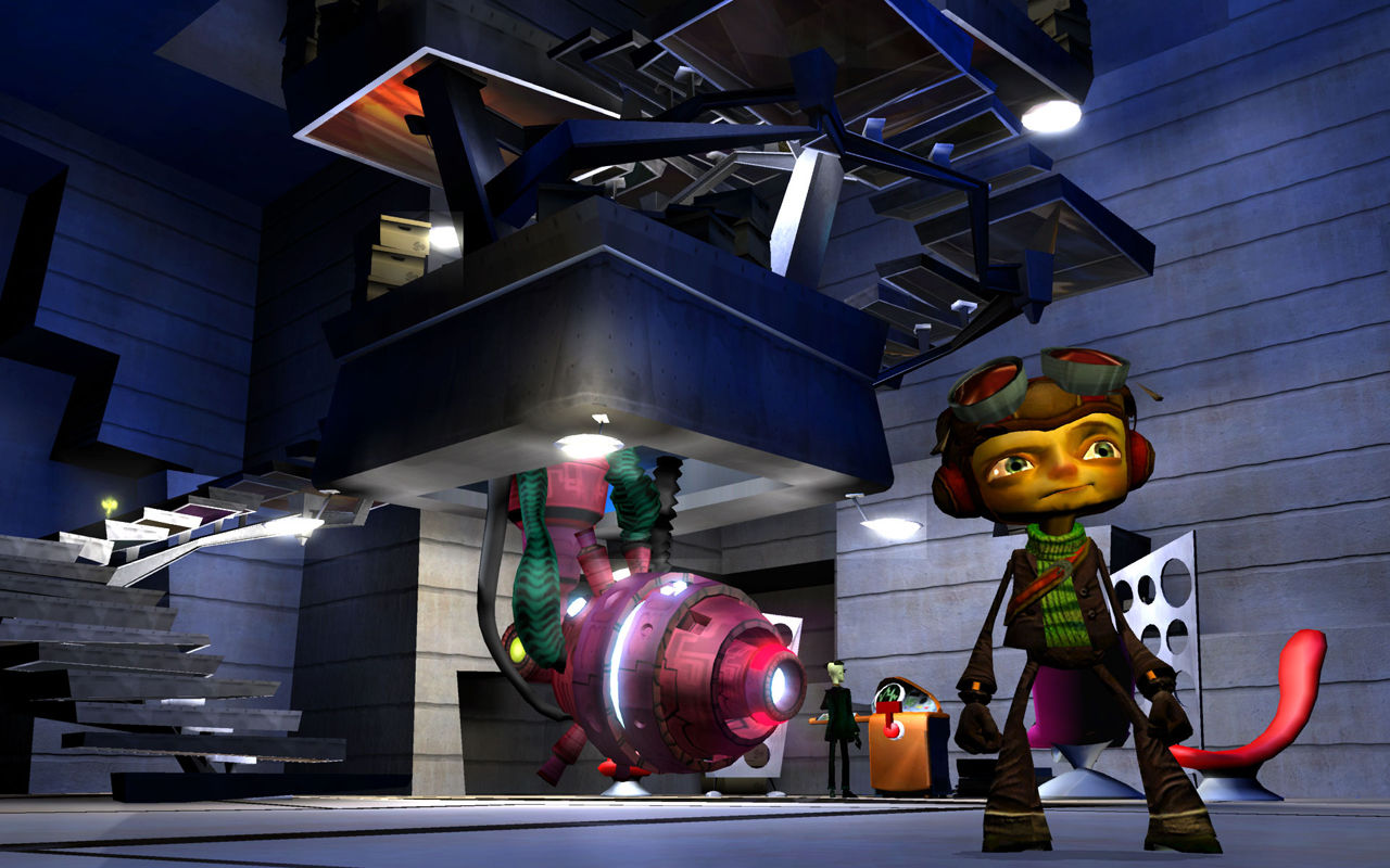 Psychonauts. Steam gift. RU/CIS.
