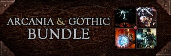 Gothic Pack + Arcania (Steam Gift | RU-CIS)