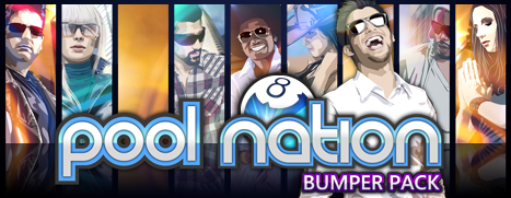 Pool Nation & Bumper Pack Bundle (Steam | Region Free)