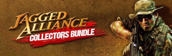 Jagged Alliance: Bundle - 8 in 1 (Steam Gift | ROW)