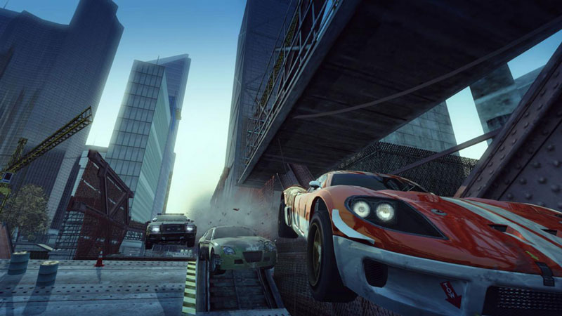 Burnout Paradise: The Ultimate Box (Steam Gift |RU-CIS)