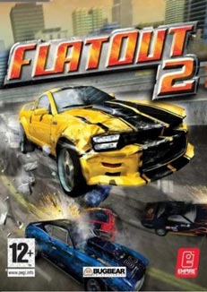 FlatOut 2 (Steam Gift / Region Free)